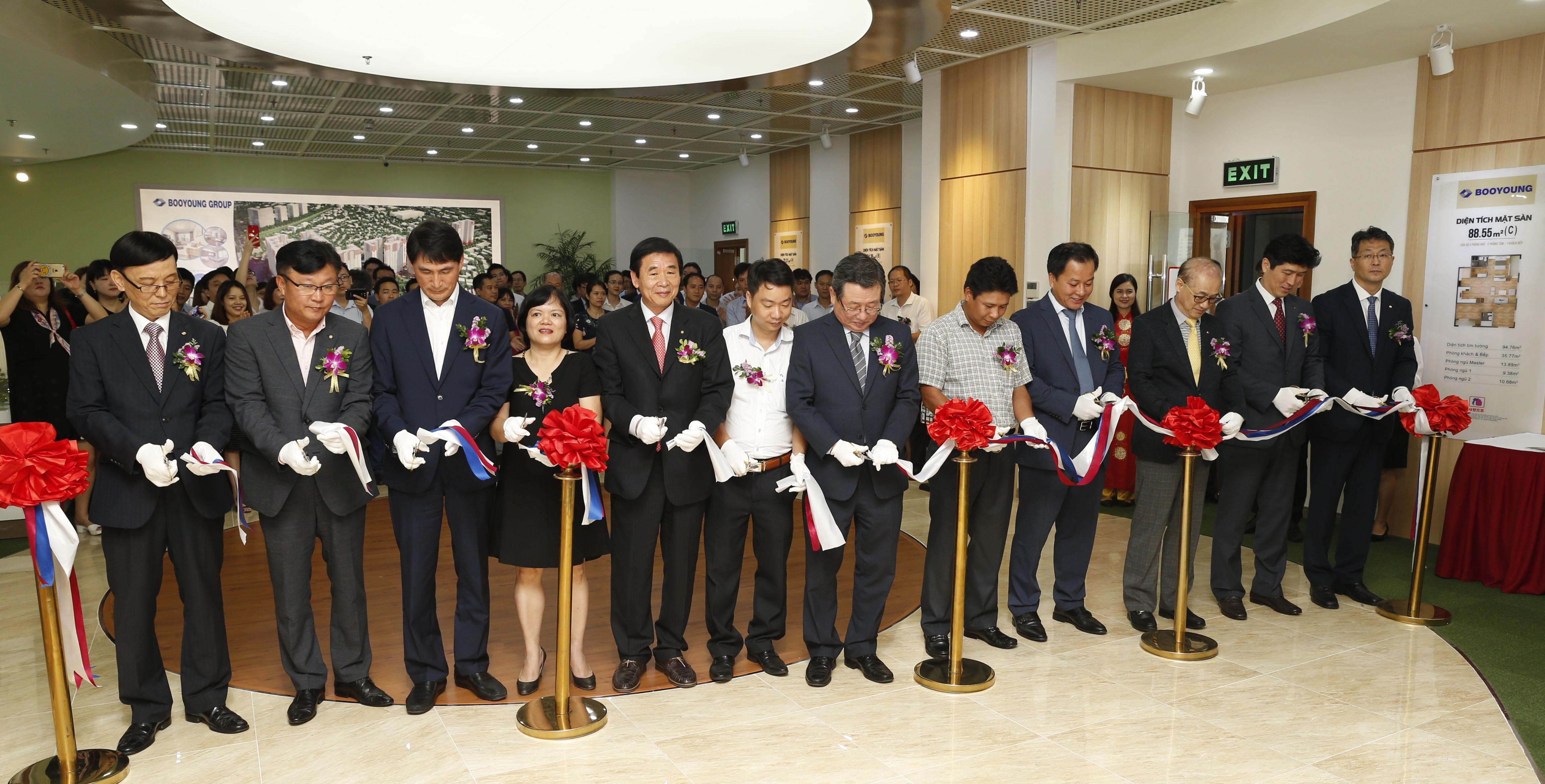 Chung cư quốc tế  Booyoung Vina